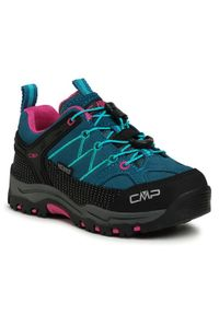 Niebieskie buty sportowe CMP trekkingowe