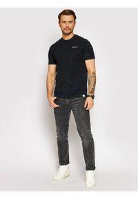 Only & Sons - ONLY & SONS T-Shirt Dilan 22018634 Czarny Slim Fit. Kolor: czarny