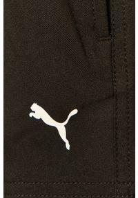 Czarne kąpielówki Puma