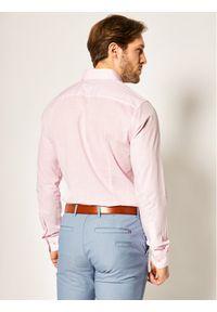 Różowa koszula casual JOOP!