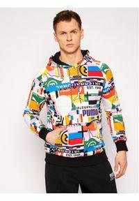 Bluza Puma w kolorowe wzory
