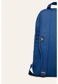 Niebieski plecak Reebok z nadrukiem