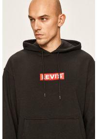 Levi's® - Levi's - Bluza. Okazja: na spotkanie biznesowe. Kolor: czarny. Styl: biznesowy