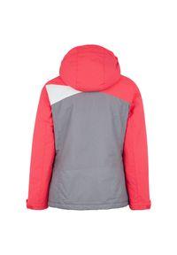 Kurtka dla dzieci zimowa narciarska McKinley Chloe 294363. Materiał: materiał, puch. Sezon: zima. Sport: narciarstwo