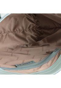 Zielona torebka klasyczna Lasocki klasyczna