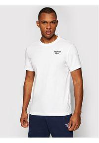 Biały t-shirt Reebok Classic