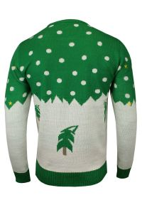 Zielony sweter Brave Soul wizytowy