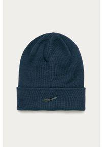 Niebieska czapka Nike Kids z aplikacjami