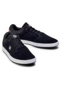 Czarne buty skate DC