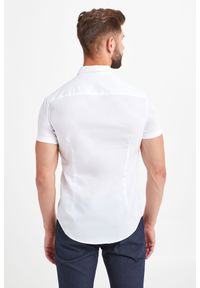 Koszula Emporio Armani casualowa, na co dzień