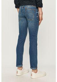 Niebieskie jeansy s.Oliver