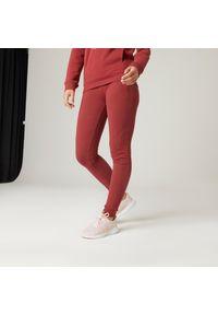 NYAMBA - Spodnie dresowe damskie Nyamba Gym & Pilates. Materiał: dresówka. Sport: joga i pilates