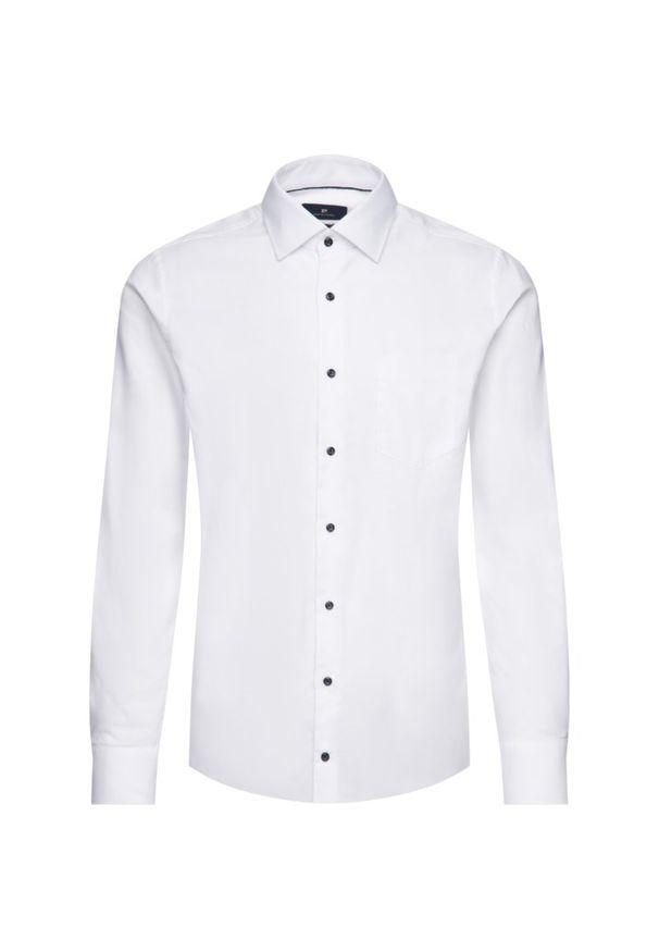 Biała koszula Pierre Cardin