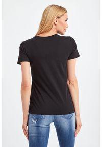 T-shirt Armani Exchange casualowy, na co dzień