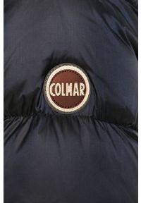 Niebieska kurtka Colmar casualowa, na co dzień, z kapturem #6
