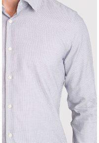 Biała koszula Joop! Collection casualowa, na spotkanie biznesowe, na lato
