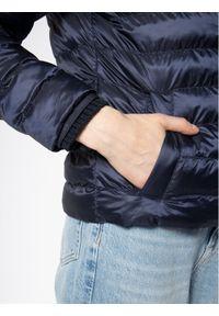 Niebieska kurtka puchowa Weekend Max Mara