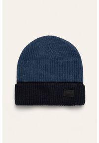 Niebieska czapka Blend