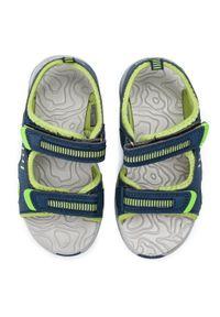 Niebieskie sandały KangaRoos klasyczne, na lato #7