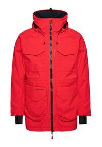 Musto Kurtka żeglarska Evo Gtx 82038 Czerwony Regular Fit. Kolor: czerwony #4