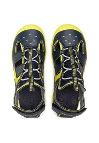 Niebieskie sandały Geox #7