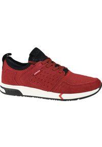 Czerwone sneakersy Levi's® z cholewką