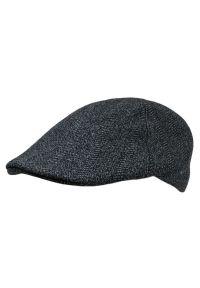 Szara czapka Pako Jeans klasyczna, na zimę
