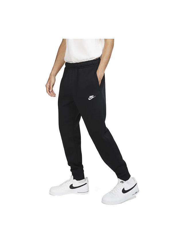 Spodnie Nike z aplikacjami, sportowe