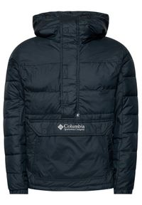 Czarna kurtka puchowa columbia