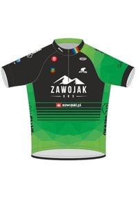 Zawojski - Koszulka kolarska Zawojak Coolmax. Sport: kolarstwo