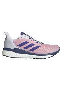 Adidas - Buty męskie do biegania adidas Solar Drive 19 EE4277. Materiał: materiał, guma. Szerokość cholewki: normalna. Sezon: wiosna. Sport: bieganie