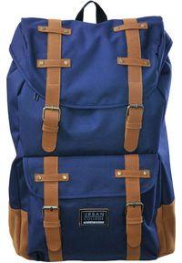 Incood Plecak Urban College niebieski /011.AR.PLE.000001/. Kolor: niebieski