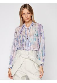 Bluzka IRO w kolorowe wzory