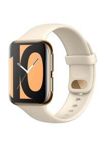 Złoty zegarek OPPO smartwatch