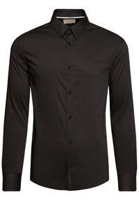 Czarna koszula casual Guess