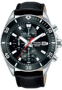 Zegarek Pulsar Zegarek Pulsar męski chronograf PM3197X1 uniwersalny