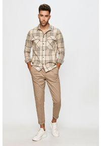 Beżowe spodnie PRODUKT by Jack & Jones #4