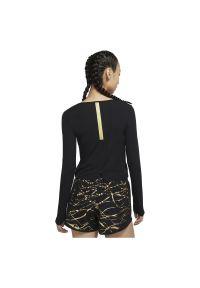 Koszulka damska do biegania Nike Icon Clash CU3347. Materiał: nylon, materiał, tkanina, prążkowany, poliester. Długość rękawa: długi rękaw. Technologia: Dri-Fit (Nike). Długość: długie. Sport: bieganie #4