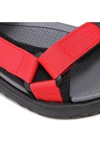 Czerwone sandały Lee Cooper