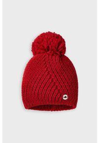 Czerwona czapka Mayoral