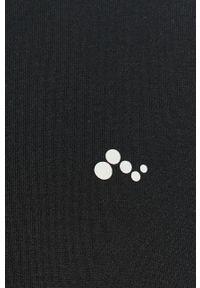 Only Play - Bluza. Kolor: czarny. Materiał: dzianina