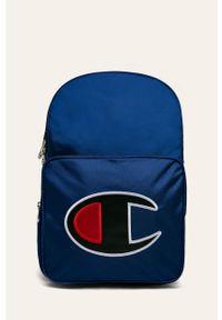 Champion - Plecak. Kolor: niebieski