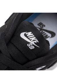 Czarne buty skate Nike