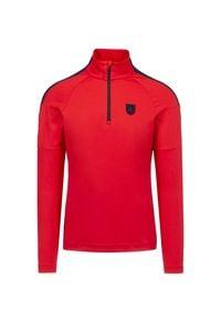 Golf Toni Sailer z golfem, krótki, raglanowy rękaw