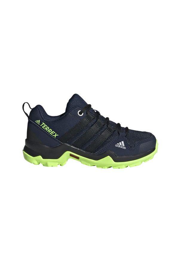 Buty trekkingowe Adidas z cholewką, Adidas Terrex, wąskie