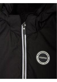 Czarna kurtka zimowa Reima