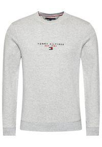 TOMMY HILFIGER - Tommy Hilfiger Bluza Essential MW0MW17383 Szary Regular Fit. Kolor: szary