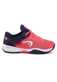 Czerwone buty sportowe Head do biegania #7