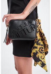 Torebka Versace Jeans Couture z nadrukiem