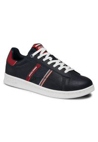 Jack & Jones - Jack&Jones Sneakersy Jfwbanna 12181644 Granatowy. Kolor: niebieski